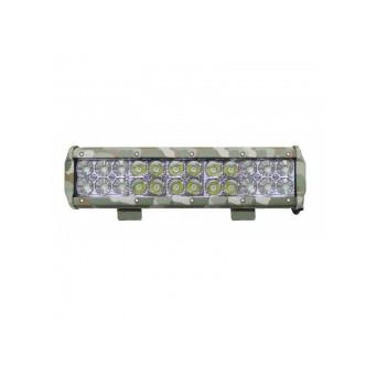 LAMPA LED 14'' 2X12 LED 72W 7200LM CAMO