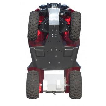 OSLONY SPODU Honda TRX 420 FE / FM Plastic (...-2013)