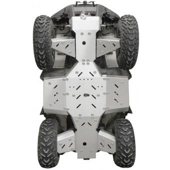 OSLONY SPODU Kymco MXU 700 irs (2017). Aluminium