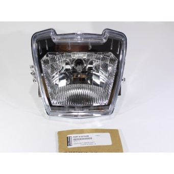 ASM., HEADLIGHT (INCL. BULBS)