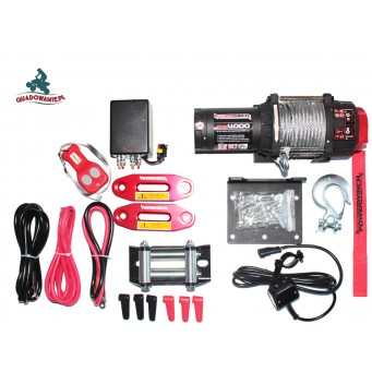 WCIAGARKA POWERWINCH 4000