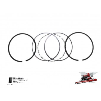 KIT, PISTON RINGS (CONTAINS UPPER, LOWER, OIL CONTROL RING)