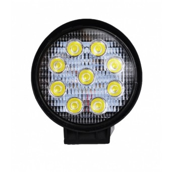 LAMPA LED 9L 27W OKRAGŁA FLOOD