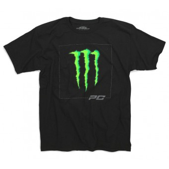 TEE PC D-SQUARED BLK SM