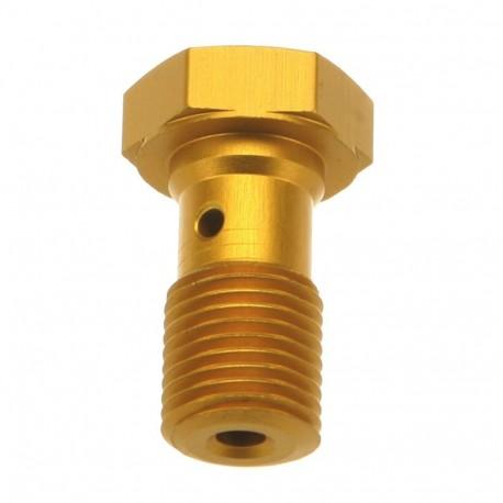 BANJO BOLT GOLD M10X1 25