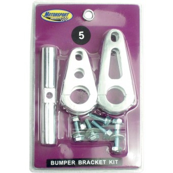 BRACKET KIT BUMPER PURPLE