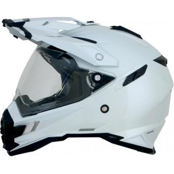 HELMET FX41DS P-WHITE SM