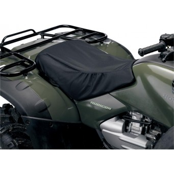 SEAT COVER RNCHR 420 BLK