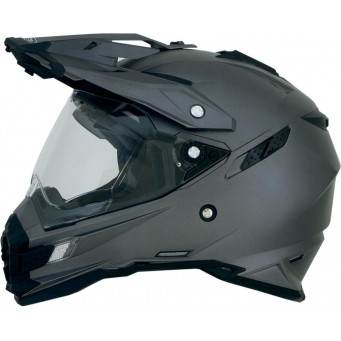 HELMET FX41DS FROST-GY SM