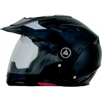 HELMET FX55 BLACK 2XL