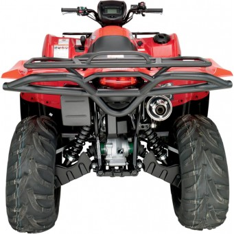 BUMPER REAR KINGQUAD 06-17