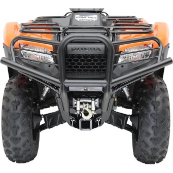 BUMPER FRONT GRIZZLY 16-17