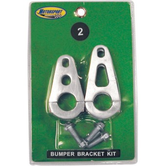 BRACKET KIT BUMPER GREEN