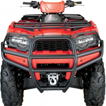 BUMPER FRONT BRUTEFORCE 08-11
