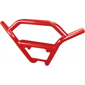 BUMPER FRONT RZR RED