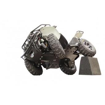 OSLONY SPODU Access AX 700 / Triton Outback Defcon 700, Plastic