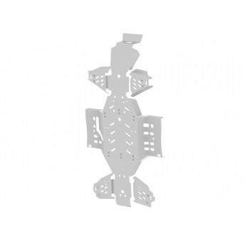 """OSLONY SPODU Arctic Cat 1000 XT (short wb) Aluminium (not for """"Alterra"""")"""