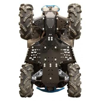 OSLONY SPODU CanAm Renegade G2 XMR 1000 (...-2016), plastic