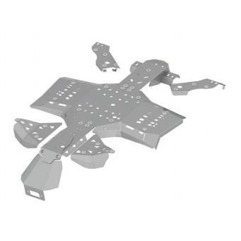 OSLONY SPODU CanAm Outlander 650+ G2 (2019+)  Aluminium