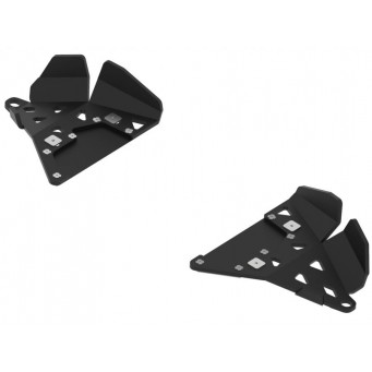 OSLONY SPODU CanAm G2 2019 front arm guards, plastic