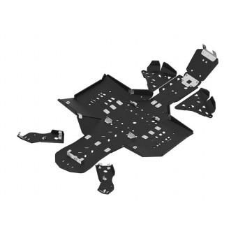 OSLONY SPODU CanAm G2 Outlander 650/850/1000 MAX (2019+) Plastic