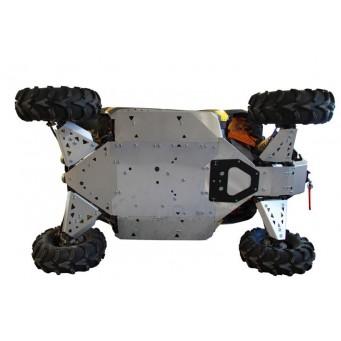 OSLONY SPODU CanAm Maveric 1000 x-rs & x-mr (2013-2014), Aluminium
