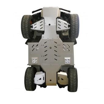 OSLONY SPODU Cectek 500 Gladiator / Quadrift Aluminium