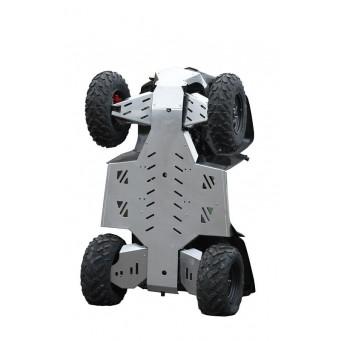 OSLONY SPODU Cectek 500 KingCobra Aluminium