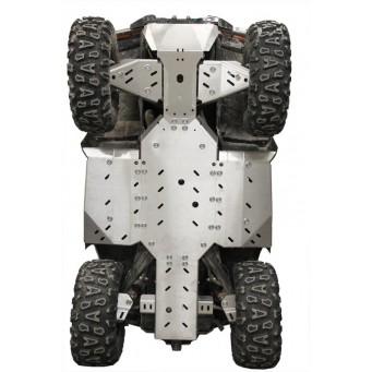 OSLONY SPODU CF Moto CFORCE 850 / 1000 , Aluminium