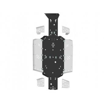 OSLONY SPODU CF Moto UFORCE 800 Tracker & UFORCE 550, Plastic