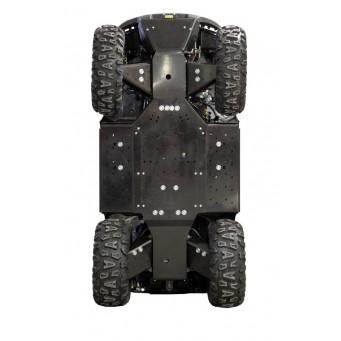 OSLONY SPODU GOES 525i MAX / 625i MAX Plastic