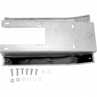 SKIDPLATE S-ARM TRX450R