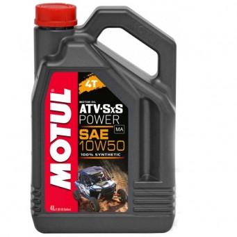 OLEJ MOTUL 10W50 4T ATV POWER 4L