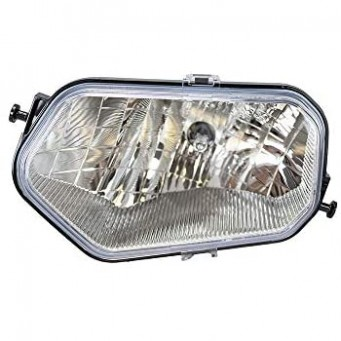ASM., HEADLIGHT, BUMPER, LH (INCL. 7, BULB)