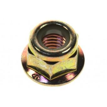 Hex. Flanged Elastic Nut M8