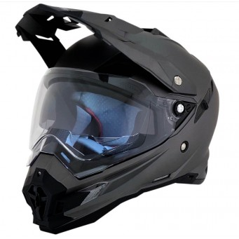 HELMET FX41DS FROST-GY 2X