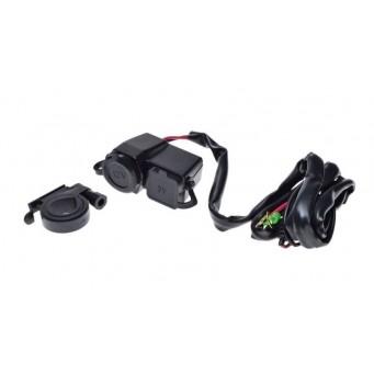 GNIAZDO ZAPALNICZKI +USB  ATV