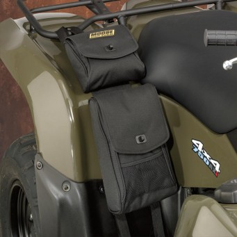 BAG S18 FNDR BIG HORN BLK