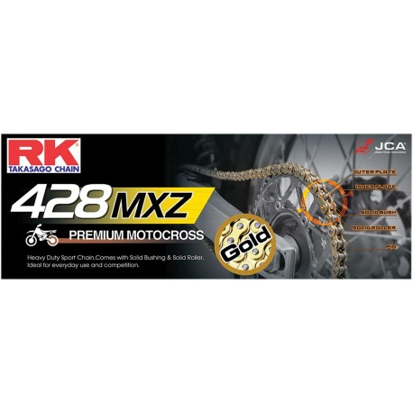 RK GB428MXZ X 110 LINKS